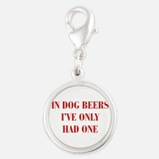 IN-DOG-BEERS-BOD-RED Charms