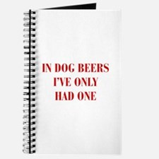 IN-DOG-BEERS-BOD-RED Journal