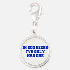 IN-DOG-BEERS-FRESH-BLUE Charms