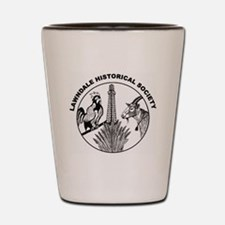 lawndale history Shot Glass