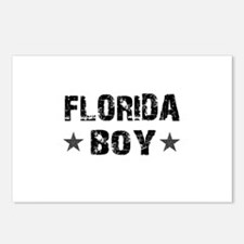 Florida Boy Postcards (Package of 8)