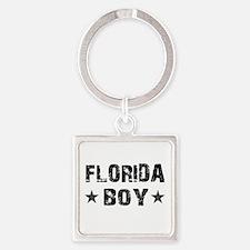 Florida Boy Keychains
