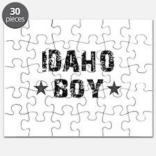 Idaho Boy Puzzle