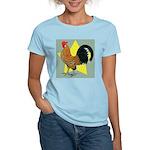Dutch Bantam Cock Women's Light T-Shirt