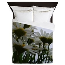 Pushing Daisies Queen Duvet