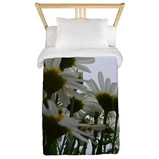 Pushing Daisies Twin Duvet