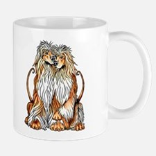 Afghan Hound Puppy Love Mug