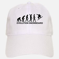 Evolution Snowboarding Snowboard Baseball Baseball Cap