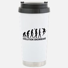 Evolution Snowboarding Travel Mug