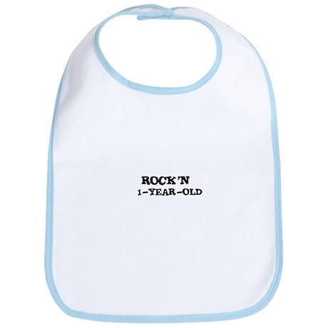 Rock'n~ 1-Year-Old Bib