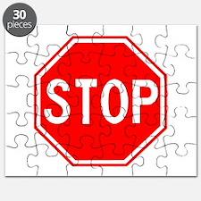 Unique Stop Puzzle