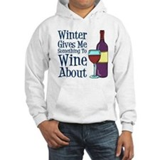 Winter Wine About Hoodie