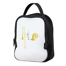 Brass Instruments Neoprene Lunch Bag