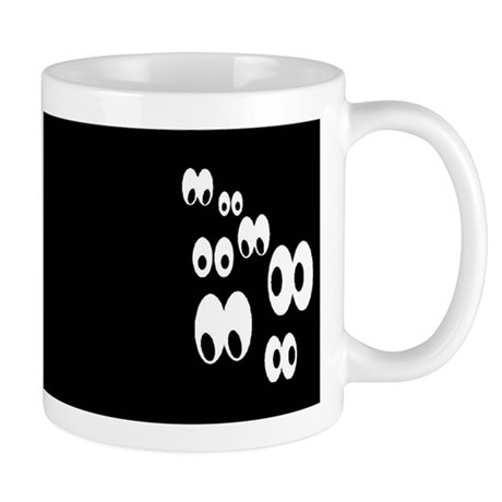 Being Watched Paranoid Coffee Mug
