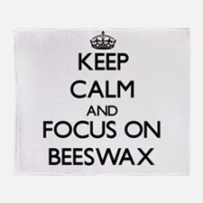 Cute Beeswax Throw Blanket
