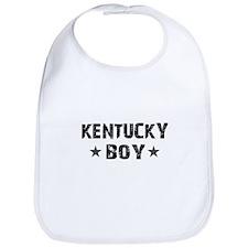 Kentucky Boy Bib