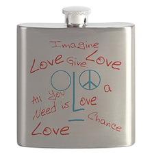 Unique 1970 Flask