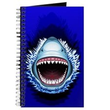 Shark Jaws Attack Journal