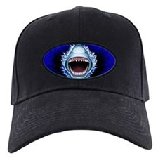 Shark Jaws Attack Baseball Hat