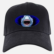 Shark Jaws Attack Baseball Hat