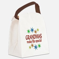 Special Grandma Canvas Lunch Bag