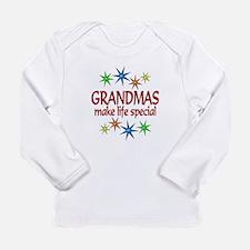 Special Grandma Long Sleeve Infant T-Shirt
