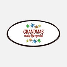 Special Grandma Patches