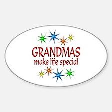 Special Grandma Decal