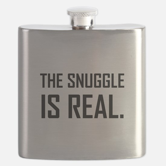 The Snuggle Is Real Flask