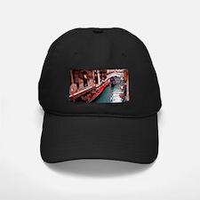 Gondolas in Venice Baseball Hat