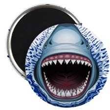 Shark Jaws Attack Magnets