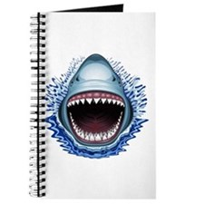 Shark Jaws Attack Journal