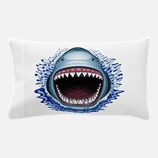 Shark Jaws Attack Pillow Case