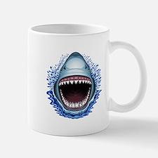 Shark Jaws Attack Mugs