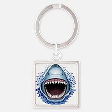 Shark Jaws Attack Keychains