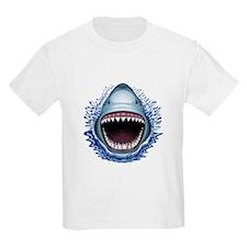 Shark Jaws Attack T-Shirt