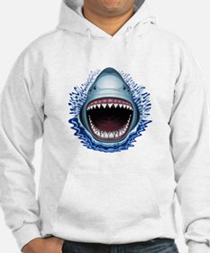 Shark Jaws Attack Hoodie
