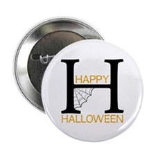 """Happy Halloween 2.25"""" Button (10 pack)"""