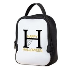 Happy Halloween Neoprene Lunch Bag