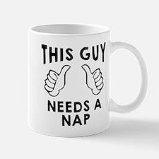 This guy needs a nap Mug