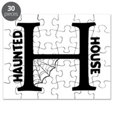 Haunted House Puzzle