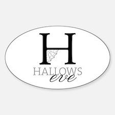 Hallows Eve Decal