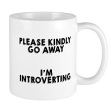Please kindly go away Mugs