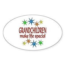 Special Grandchildren Decal