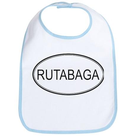 RUTABAGA (oval) Bib