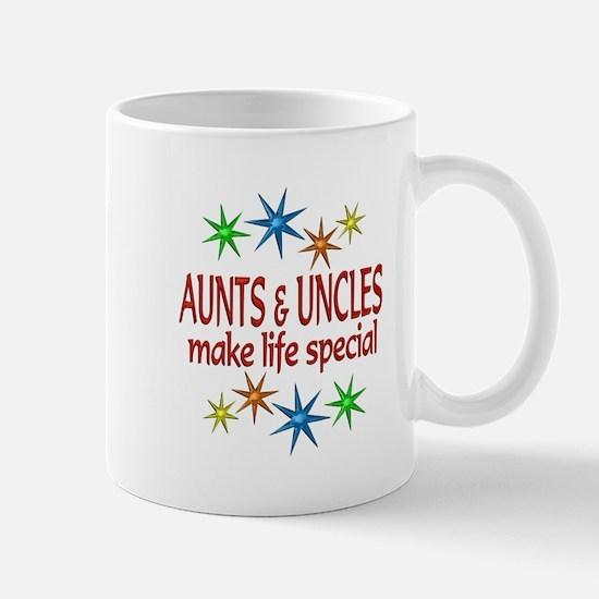 Special Aunt Uncle Mug