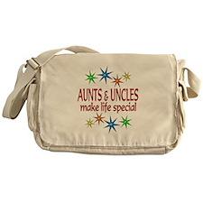 Special Aunt Uncle Messenger Bag