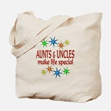 Special Aunt Uncle Tote Bag