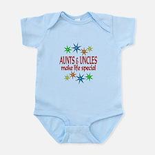 Special Aunt Uncle Infant Bodysuit
