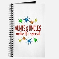 Special Aunt Uncle Journal
